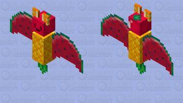 Fruit Bat Minecraft Mob Skin