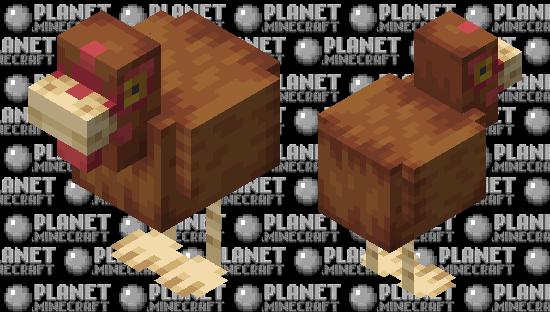 Bewitchedx32 - Chicken Minecraft Skin