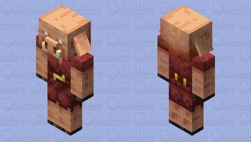 Piglin / ReTextured 1 Minecraft Mob Skin