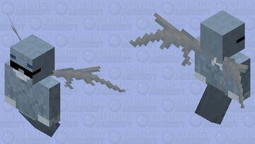 Cool Vex Minecraft Mob Skin