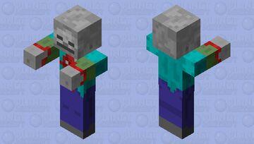 zmbie Minecraft Mob Skin