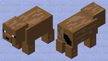 beever Minecraft Mob Skin
