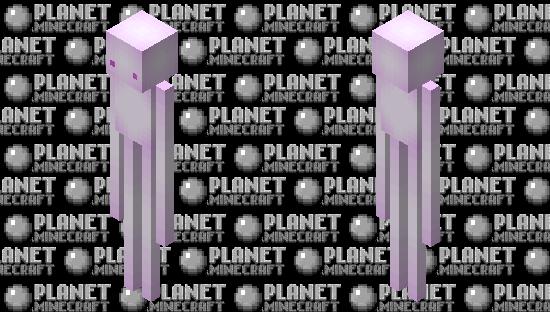 ✧ Soft Pastel Enderman Skin ✧ Minecraft Skin