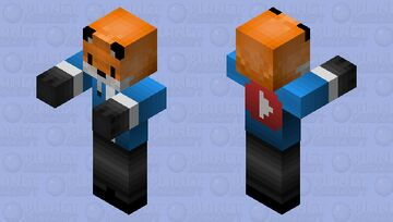 No, no estoy tramado, youtuber zoro zombie Minecraft Mob Skin