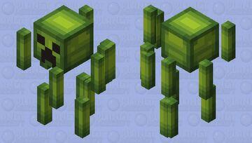 //Blazeeper// Minecraft Mob Skin