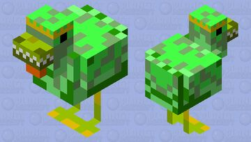 Chimken deino Minecraft Mob Skin