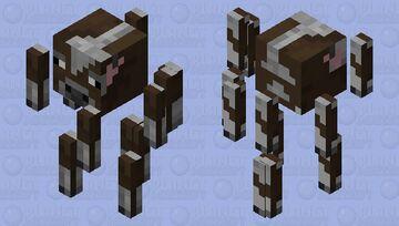 Claze Minecraft Mob Skin