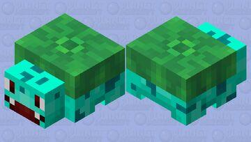 Bulbasaur Minecraft Mob Skin