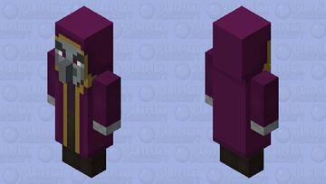 mage (minecraft dungeons) Minecraft Mob Skin