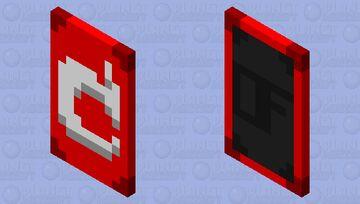 Updated Mojang Cape Minecraft Mob Skin
