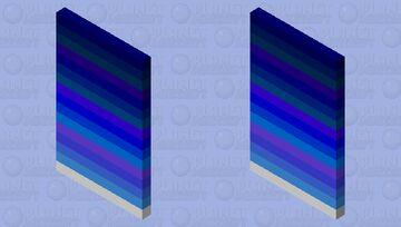 Darken To Light Blue Version Minecraft Mob Skin