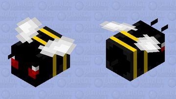Agario Wasp Minecraft Mob Skin