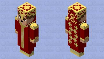 Time lord (Update) Minecraft Mob Skin