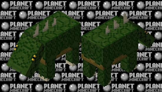 The Great Kroc Minecraft Skin