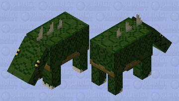 The Great Kroc Minecraft Mob Skin