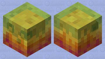 Lava slime (Ancestors of the Nether) Minecraft Mob Skin