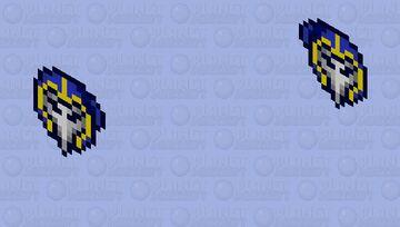 The Lunatic Cultist Map Icon(Terraria) Minecraft Mob Skin