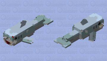 Helicorpion [Prehistoric mobs] Minecraft Mob Skin
