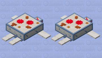 Ozark Turtle Minecraft Mob Skin