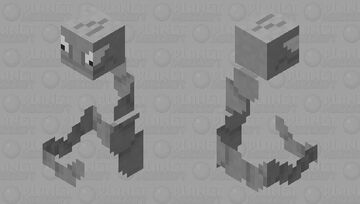 Onix XD Minecraft Mob Skin