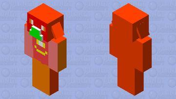 stupid piglin that is smart derp. Minecraft Mob Skin