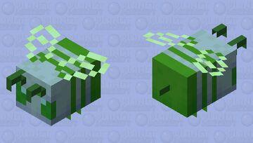 Gem Bee Minecraft Mob Skin