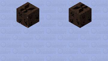 the soul sand Minecraft Mob Skin