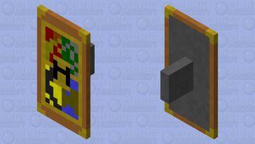 Hogwarts Shield (Harry Potter) Minecraft Mob Skin