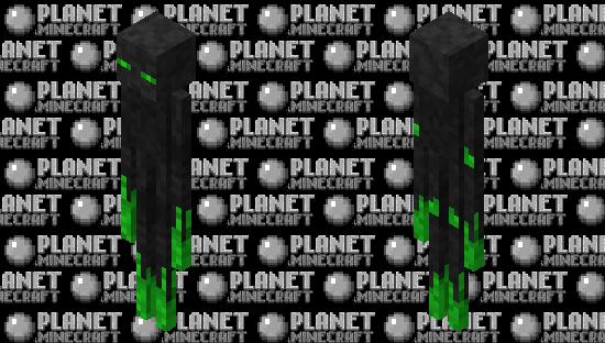 Green Enderman Minecraft Skin