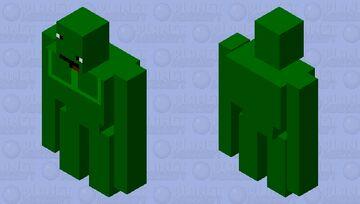 wow but buff (fixed) Minecraft Mob Skin