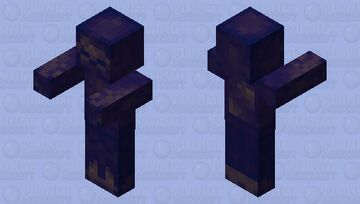 ༺⟅Abstract Zombie⟆༻ Minecraft Mob Skin