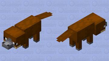 platypus (remade) Minecraft Mob Skin