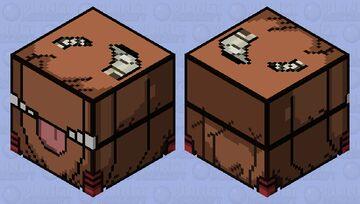 Don't Starve - Chester Minecraft Mob Skin
