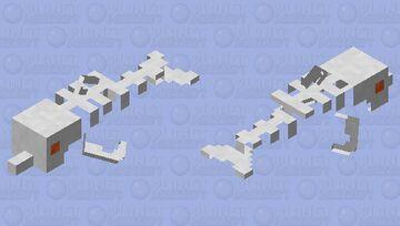 Nether Dolphin | Biom swap contest Minecraft Mob Skin