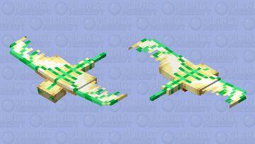 Phantom of Undying Minecraft Mob Skin