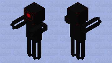 PAL's smarter robot Minecraft Mob Skin
