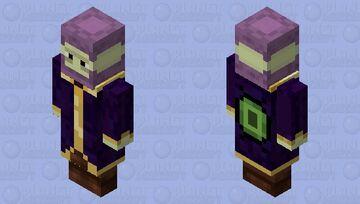 Shulker Mage Minecraft Mob Skin