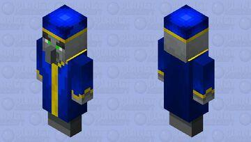 wizard illager Minecraft Mob Skin