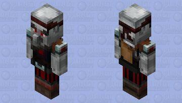 Remastered Pillager Minecraft Mob Skin