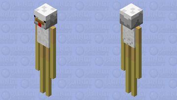 Chickend Minecraft Mob Skin