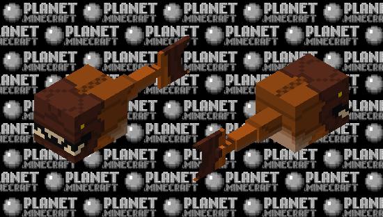 Dunkleosteus Minecraft Skin