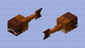 Dunkleosteus Minecraft Mob Skin