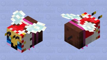 Sweeter (Christmas Edition - Regular) - Happy Minecraft Mob Skin