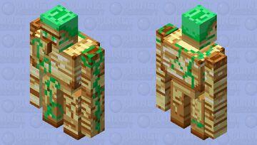 IMMORTAL TOTEM Minecraft Mob Skin
