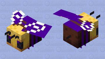 Beee Were Of Purple Bee's! Minecraft Mob Skin
