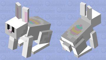 My eggy bunny UwU Minecraft Mob Skin