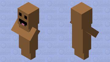 Sackvillager Minecraft Mob Skin
