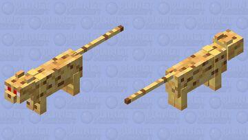 ocelot enragés Minecraft Mob Skin