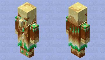 Pillager Totem Pallete [Contest] Minecraft Mob Skin