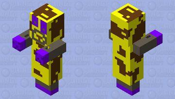 Giraffe Minecraft Mob Skin